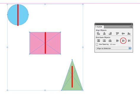 qt layout align right quick tip how to use the align panel in adobe indesign