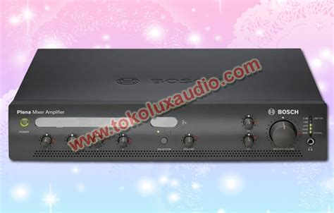 bosch ple 1ma120 eu toko jual aneka sound system terlengkap