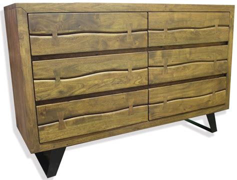 What To Line Dresser Drawers With by Nature Line 4 Drawer Dresser Bedroom Bedroom Furniture