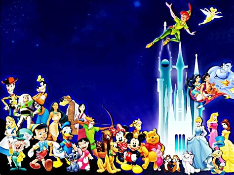disney wallpaper computer screen disney character wallpaper desktop wallpapersafari