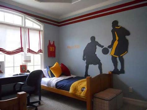 sports bedroom ideas boys sports theme bedrooms room design ideas