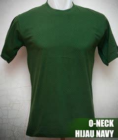 Kaos V Neck Lengan Panjang Polos Navy kaos polos o neck pendek 171 kaos polos kece murah