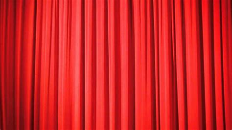 red drapery red curtain youtube