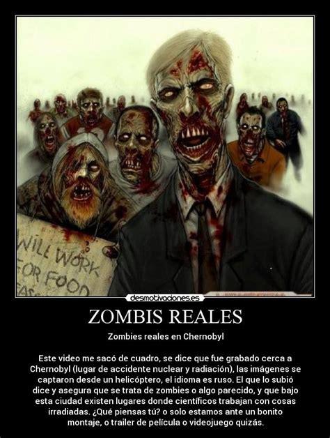 zombies reales imagenes usuario fasc8mile desmotivaciones