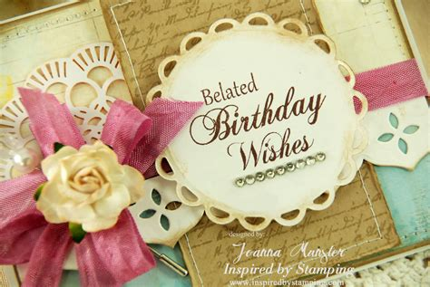 Belated Birthday Cards Images 42 Best Belated Birthday Greeting Card Pictures