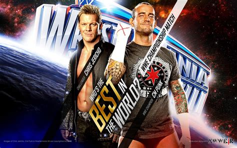 Wallpaper Custom Promo 27 wrestlemania wrestle poster posters w