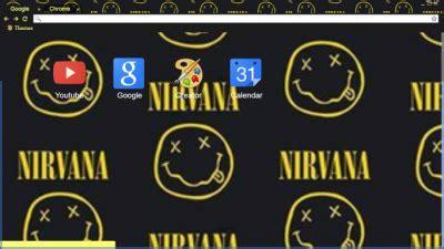 theme google chrome nirvana nirvana chrome themes themebeta