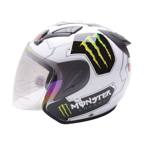 Helm Ink Half Putih Jual Msr Helmet Javelin Helm Half Putih