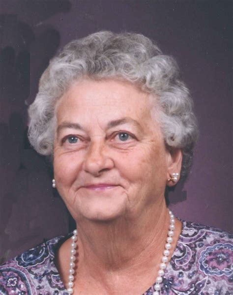 obituary of alma welcome to ransdell funeral