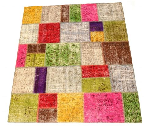 Carpet Patchwork - patchwork vintage carpet 250 x 208 cm rugs
