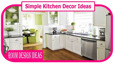 3 kitchen decorating ideas for the real home simple kitchen decor ideas diy easy kitchen decor ideas