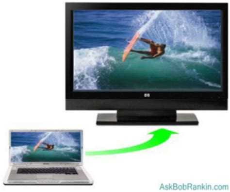 connect your pc to a tv, wirelessly! | meipta