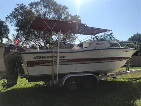 sports boats for sale in miami hydra sports 2500wa boats for sale in miami florida