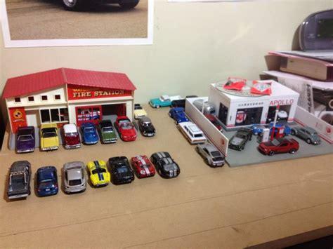 1 64 Scale Garage Diorama by Psa 1 64 Scale Dioramas