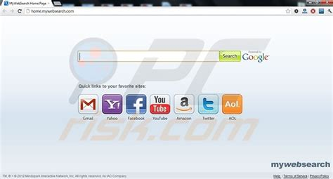 Web Search How To Get Rid Of My Web Search Toolbar Redirect Virus Removal Guide