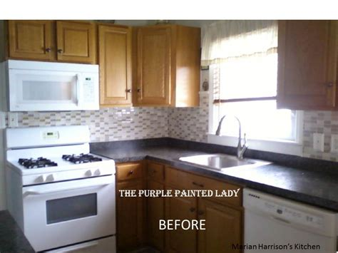 Replace Kitchen Cabinet Doors Cost march 2014 the purple painted lady