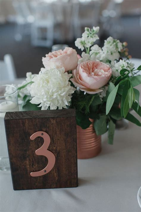 25  best ideas about Copper wedding decor on Pinterest