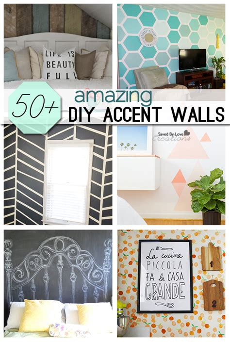 diy wall ideas diy accent wall ideas quotes