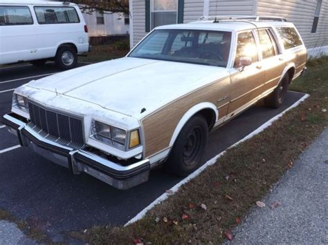 how make cars 1989 buick estate transmission control 1990 buick estate wagon tagged driving project car last square body rwd for sale