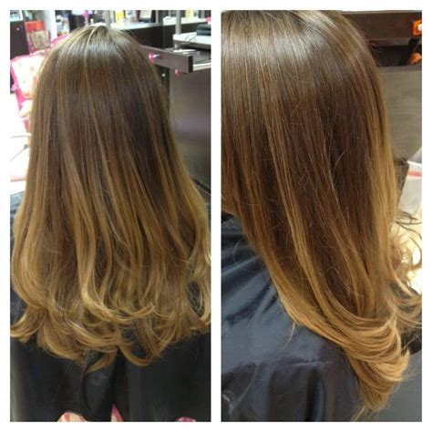 ombre or balayage sparks
