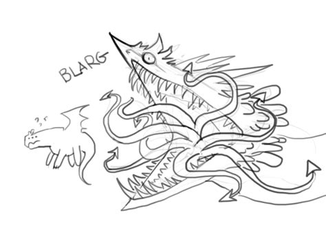 scauldron dragon coloring page free coloring pages of red death dragon