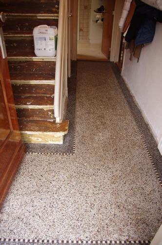 granieten vloer opknappen opknappen granieten vloeren jaren 30 woning terrazzo