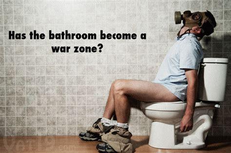 stinking up the bathroom poo pourri all natural spray deodorizer eliminates