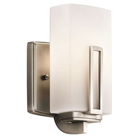 In Wall Sconce Learn About Wall Sconces For Lighting Your Home Kichler