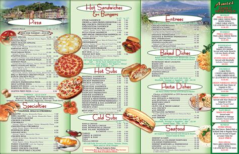 Pizza Ingredients List   Image Mag