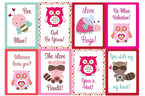 printable valentines greeting cards and handmade valentine