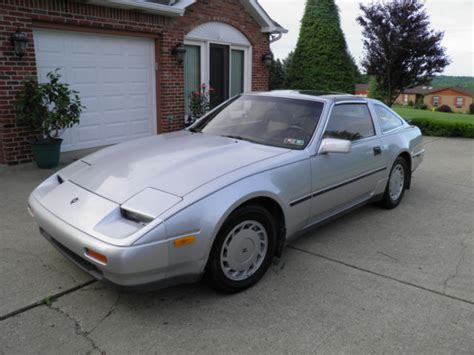 auto air conditioning repair 1995 nissan 300zx instrument cluster nissan 300zx hatchback 1988 silver for sale jn1hz16sxjx201701 1988 2 2 coupe silver 89 100