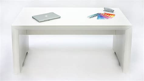 Large White Office Desk Image Gallery Large White Desk