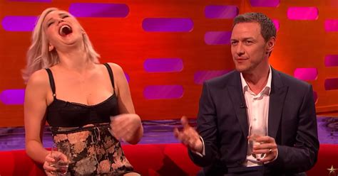 james mcavoy jennifer lawrence graham norton jennifer lawrence admits the prank wars on quot x men quot got out