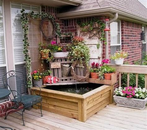 Patio Garden Apartments by 17 Best Ideas About Small Patio Gardens On