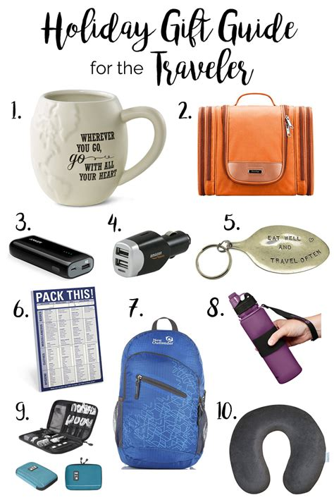 christmas gift guide for the traveler create pray love