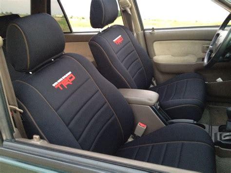 Toyota 4runner Seat Covers Custom Seat Covers Hawaii Toyota Prius