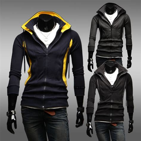 Jaket Anime Assassins Creed Casual Jacket Hoodie Jw Asc 02 pin ezio hoodie advert izle exclusive assassins creed