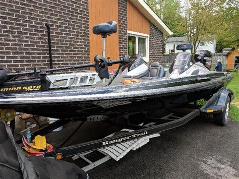 bass boat a vendre ranger bass boat 2013 224 vendre mirabel bateau bateau