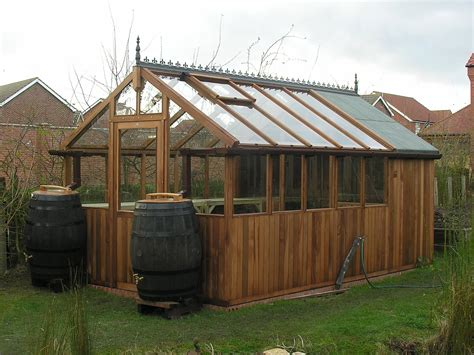 Green House Shed by Backyard Shed And Greenhouse Garden Ideas