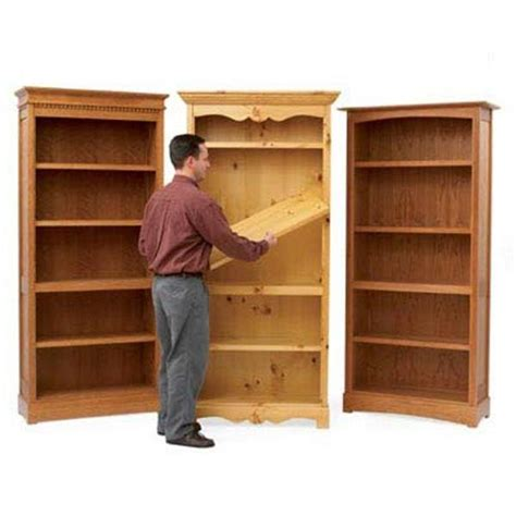 plans bookcase plans woodworking   carved