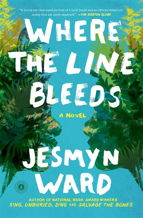 where the line bleeds book by jesmyn ward official