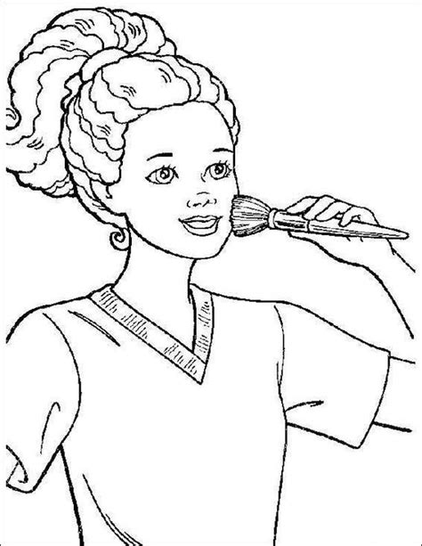 afro american coloring pages love coloring pages