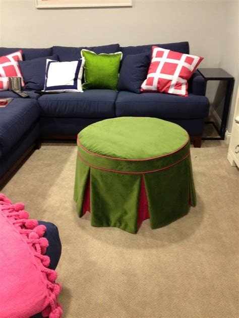 Make Your Own Ottoman How To Make Your Own Ottoman Do It Yourself Divas Diy