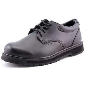looking for comfortable work shoes propet propet maxgrip leather black work shoe boots