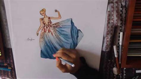 fashion illustration winter wear fashion illustration elie saab autumn winter couture