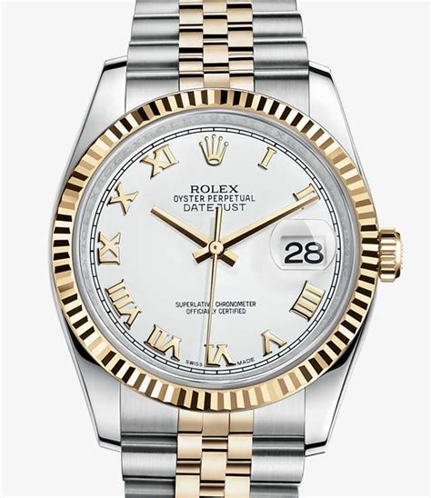 Rolex Rantai Silver Combi Rosegold rolex datejust yellow rolesor combination of 904l steel and 18 ct yellow gold m116233