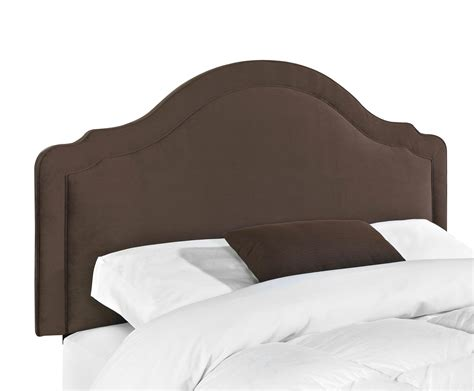 King Padded Headboard Upholstered Beds And Headboards Rabin King Headboard With