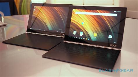 lenovo yoga book hands     ultraportable blends