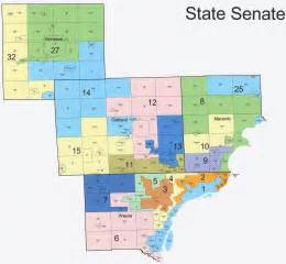 senate districts map michigan redistricting republican state senate map