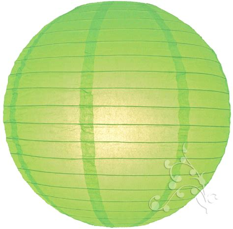 Paper Lanterns For - lime green paper lanterns